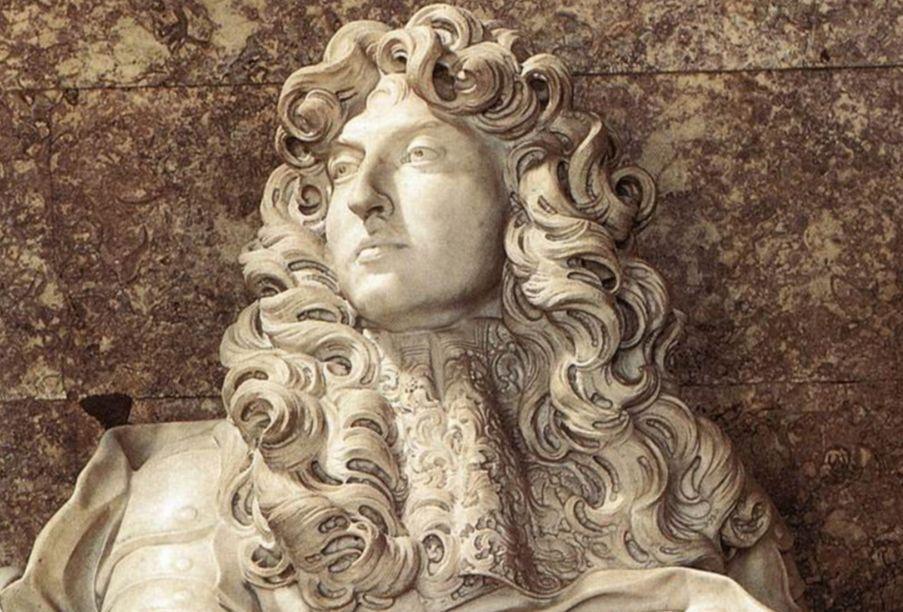 Buste van Lodewijk XIV door Gian Lorenzo Bernini, 1665 (cc)