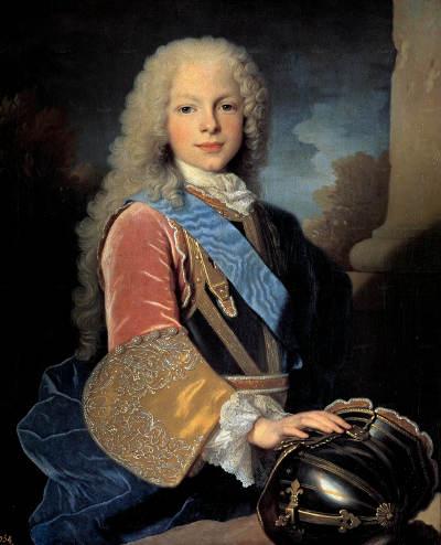 Ferdinand VI van Spanje (1713-1759) - El Prudente