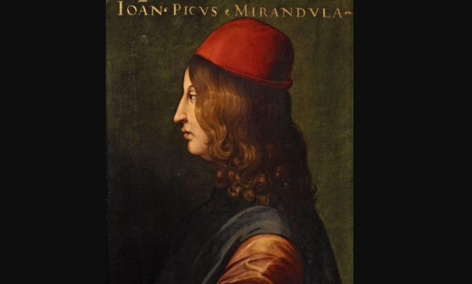 Giovanni Pico della Mirandola (1463-1494) - Italiaanse humanist
