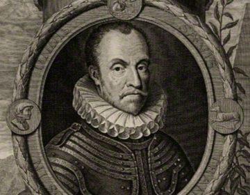 Gravure van Willem van Oranje - Gerard Valck