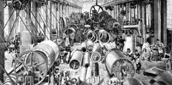 Industriële Revolutie – Samenvatting, oorzaken en gevolgen