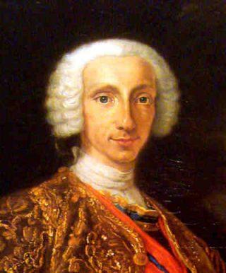 Karel III koning van Napels en Sicilië