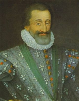 Koning Hendrik IV van Navarra