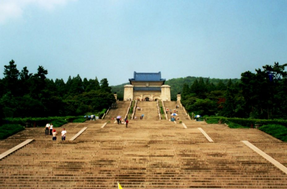 Mausoleun van Sun Yat-sen (wiki)