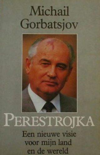Nederlandse vertaling van het boek Perestrojka