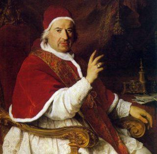 Paus Benedictus XIV