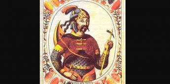 Rurik (ca. 830-879) – Legendarische grondlegger Kievse Rijk
