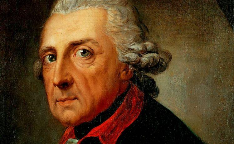 Verlicht despotisme - Frederik II van Pruisen