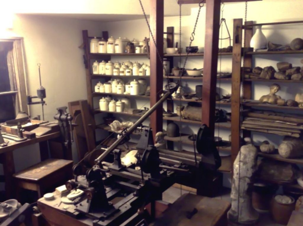Werkplaats van James Watt - cc