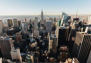 In New York werden tijdens de roaring twenties verschillende wolkenkrabbers gebouwd (CC0 - Pixabay - Pexels)