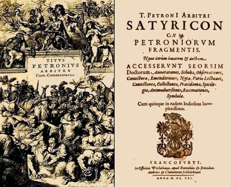 Gaius Petronicus schreef het al, in de eerste eeuw na Christus: De wereld wil bedrogen zijn.