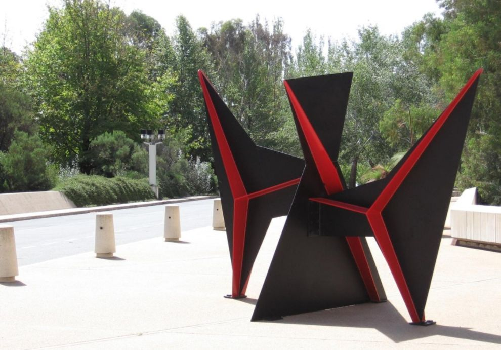 Alexander Calder - Bobine (1970), National Gallery of Australia
