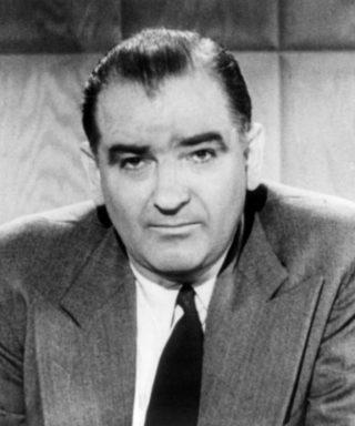 Joseph McCarthy, vader van het McCarthyisme