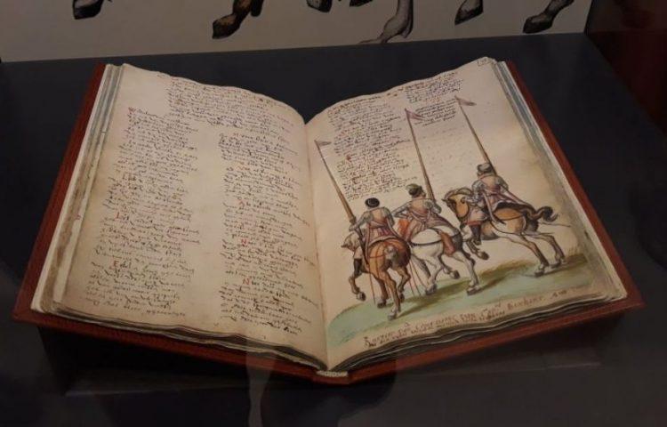 Zestiende-eeuws handschrift met het Wilhelmus in de tentoonstelling in Soesterberg (Historiek)