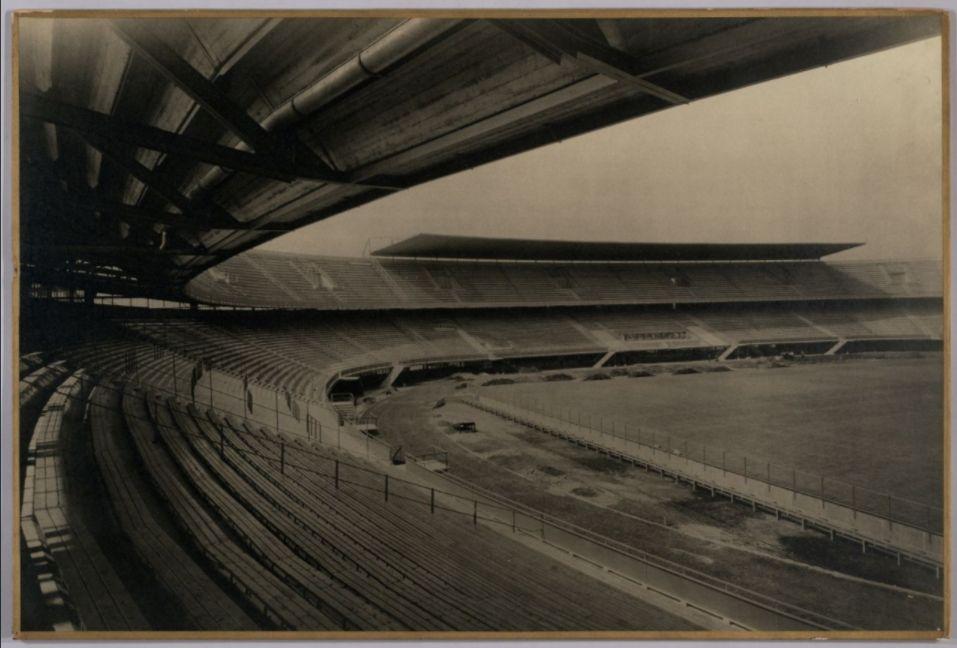 Oude foto van De Kuip - Het Nieuwe Instituut - Architecture Collection - wiki