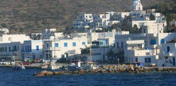 Daarom zijn de Griekse huizen wit met blauw