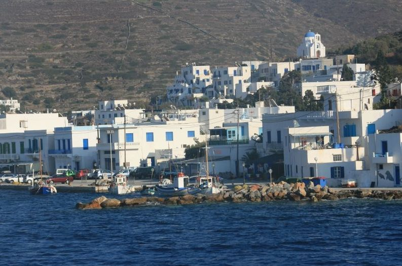 Katapola op Amorgos (Foto Natascha Neef - Parakalo)