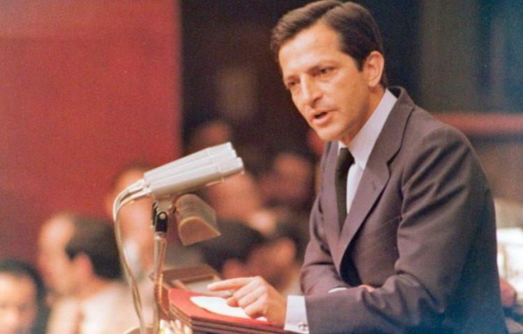 Adolfo Suárez in 1979