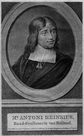 Anthonie Heinsius