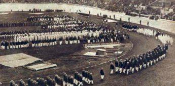 De Olympische Spelen van 1928 in Amsterdam