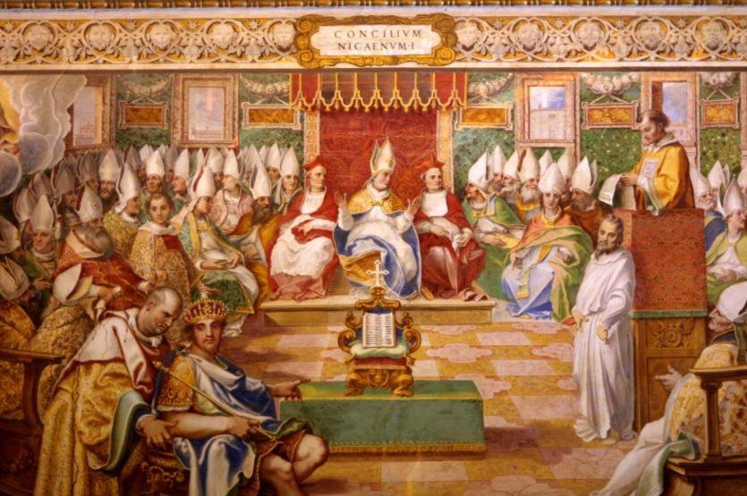 Concilie van Nicea (wiki)