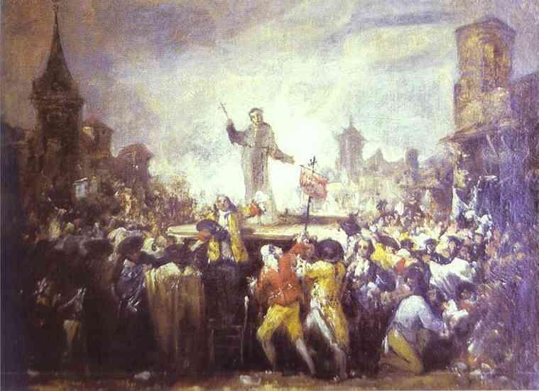 De opstand van 1766