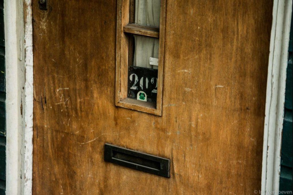 De voordeur (Iris Verhoeven)