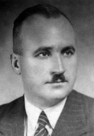 Dimitar Pesev, de Bulgaarse vice-parlementsvoorzitter die deportatie wist te voorkomen.