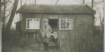 Walden, het 'Utopia' van schrijver Frederik van Eeden