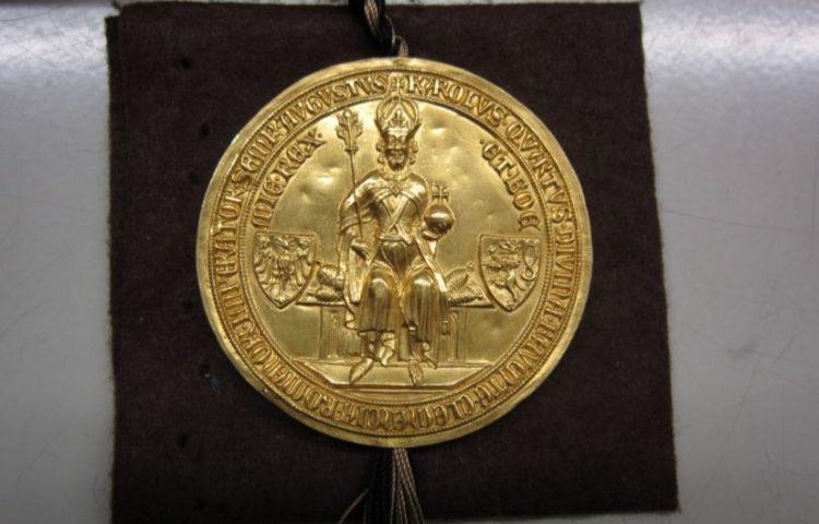 Gouden Bul (1356) - wiki