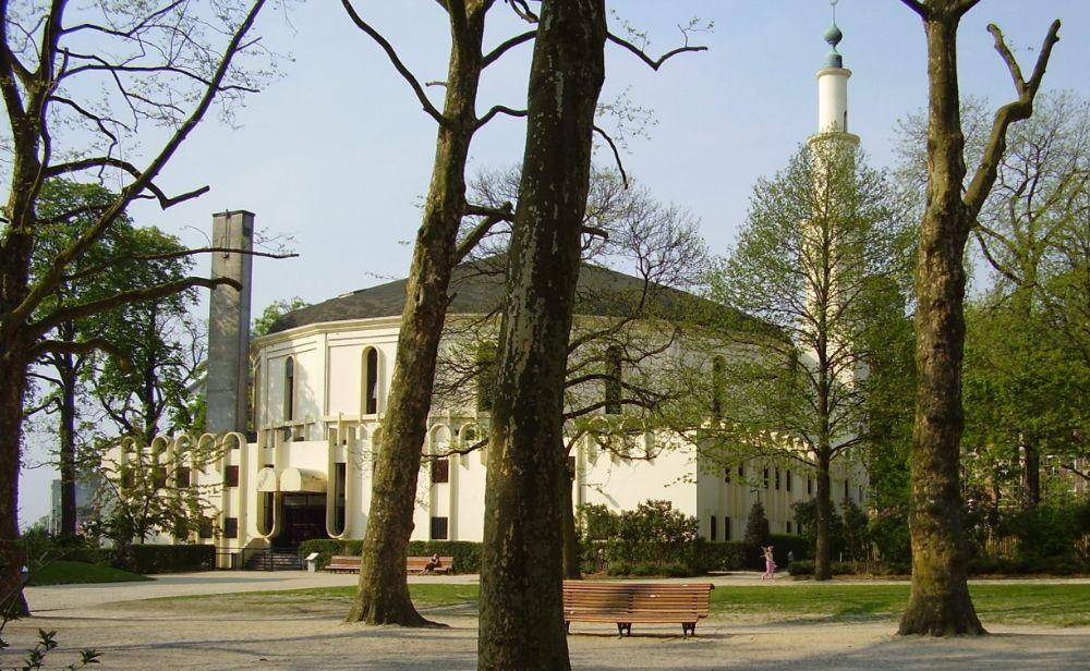 Grote Moskee van Brussel (cc - wiki)