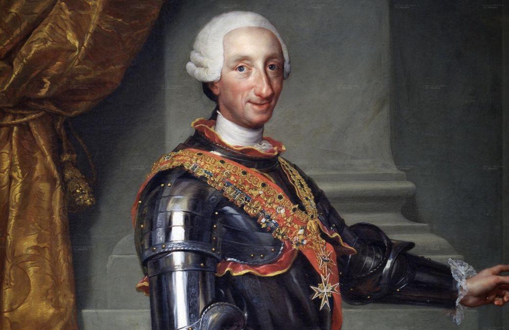 Koning Karel III van Spanje