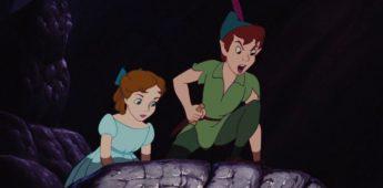 Peter Pan, 'de  jongen die niet wilde opgroeien'