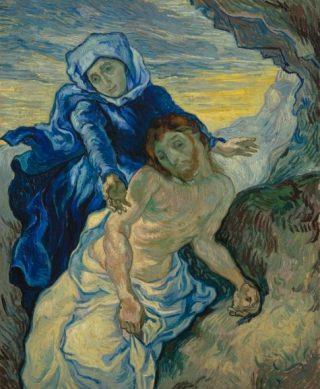 Piëta van Vincent van Gogh (Van Gogh Museum)