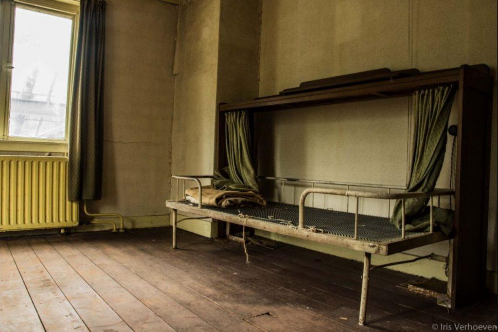 Slaapkamer (Iris Verhoeven)