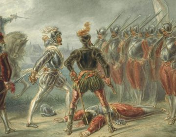 Spaans benauwd - Spaanse soldaten