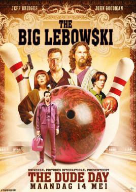 The Big Lebowski - Promotie voor The Dude Day (VUE)