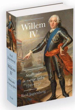 Willem IV Stadhouder in roerige tijden, 1711-1751