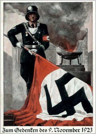De bloedvlag: het heiligste relikwie van nazi-Duitsland (Boek R. Moorehouse / JP)