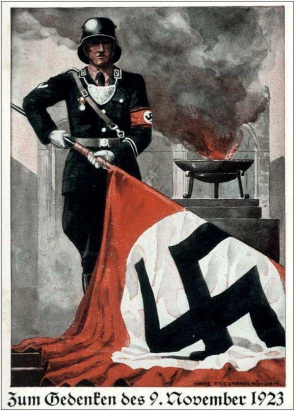 De bloedvlag: het heiligste relikwie van nazi-Duitsland (Boek R. Moorhouse / JP)