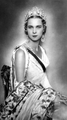 De laatste koningin van Italië