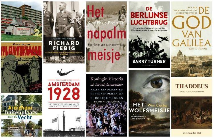 Nieuwe geschiedenisboeken (week 21)