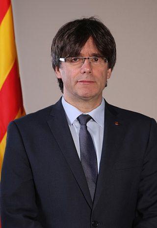 Carles Puigdemont (Foto: Generalitat de Catalunya)