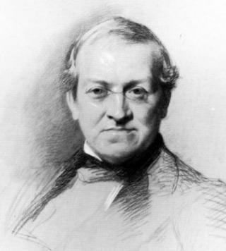 Charles Wheatstone, uitvinder van de stereoscoop (Publiek Domein - wiki)