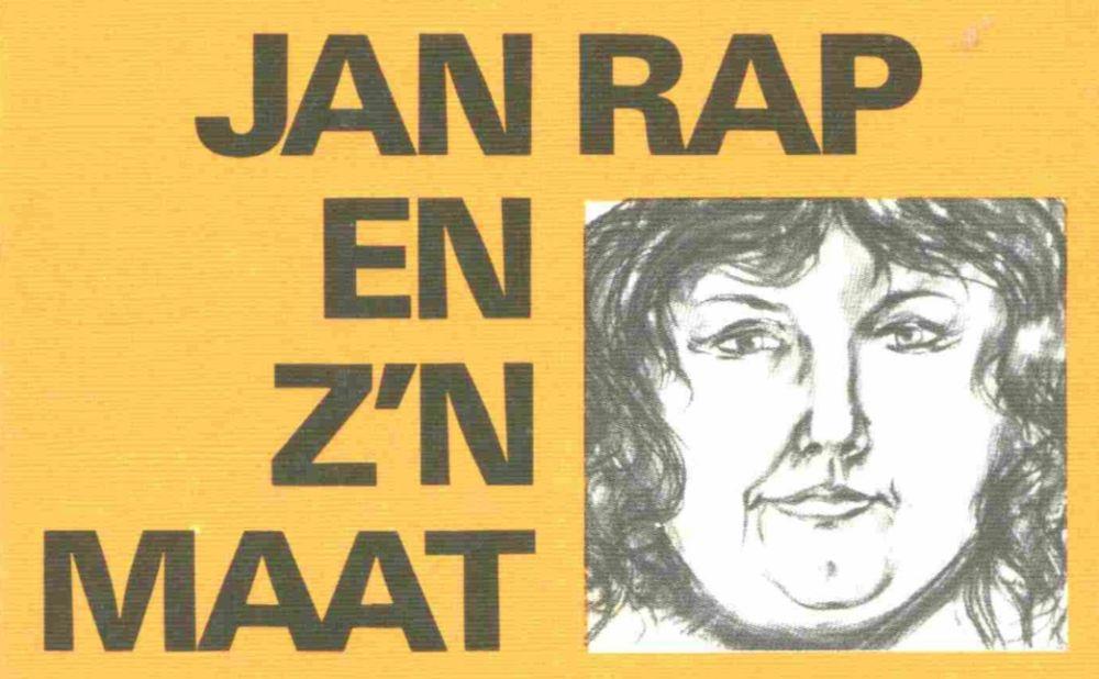 Detail van Yvonne Keuls' boek Jan Rap en zijn Maat