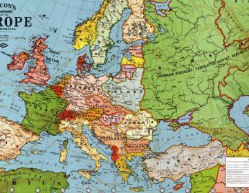 Europa tijdens het interbellum 1923 - wiki