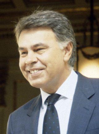 Felipe González (foto: Ministerio de la Presidencia. Gobierno de España)