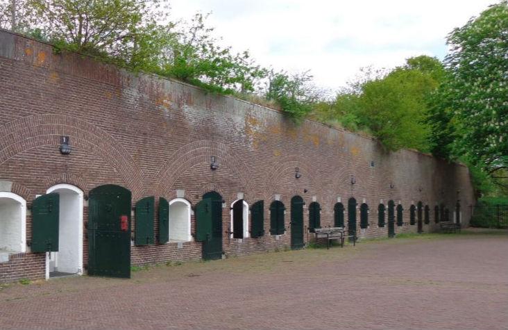 Fort Blauwkapel (cc - HenkvD - wiki)