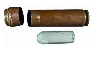 Görings cyanide-ampul (JP - Hitlers Derde Rijk in 100 voorwerpen)