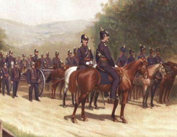 Koninklijk Nederlandsch-Indisch Leger (KNIL), 1896 (Publiek Domein - wiki)